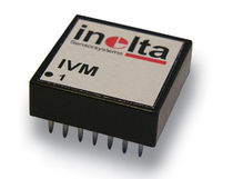 signal conditioner for LVDT transducer -11 - 11 VDC, max. 50 kHz | IVM2-LVDT inelta Sensorsysteme