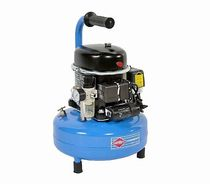 silent piston reciprocating compressor (stationary) 45 - 75 l/min, max. 8 bar | L series AIRPRESS