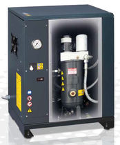 silent rotary screw air compressor (stationary) max. 485 l/min, 8 - 13 bar, 2.2 - 4 kW | MICRO series FINI