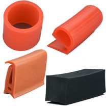 silicone rubber profile  OSAKA RUBBER PVT. LTD.