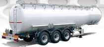 silo semi-trailer for bitumen max. 35 000 Acerbi - Viberti