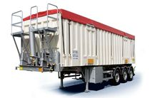 silo trailer for powder and granulate BulkBox Benalu