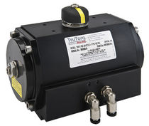 single acting pneumatic valve actuator max. 6 bar MECA-INOX