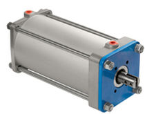 single-acting standard pneumatic cylinder DN 100 - 400 ORBINOX 