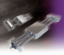 single-axis linear positioning stage TDO - TDF Series ELITEC TECHNIQUES LINEAIRES