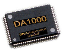 single-axis motion controller DA1000  Diva Automation