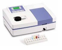 single-beam vis spectrophotometer  J.P Selecta