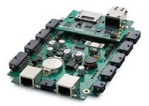 single board computer Rabbit 5000, max. 73.73 MHz, max. 1 MB | SBC BL4S200 series Digi International