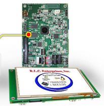 single board computer Freescale FS-Maxi RLC Enterprises