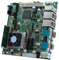 single board computer Dual Core 1.66 GHz, 1 MB L2 Cache | FMB-K1130S Forenex Technology