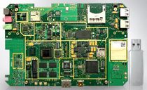 single board computer Intel® Atom™ Processor Z5xx, max. 2 GHz, max. 2 GB | Stilo SiGarden