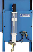single component dispenser for adhesive and silicon max. 8.5 cc/cyc | SERVO-FLO® 401 Sealant Equipment & Engineering