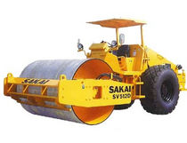 single drum compactor max. 13 000 kg (28 660 lbs) | SV512D/T/TF/DF SAKAI HEAVY INDUSTRIES