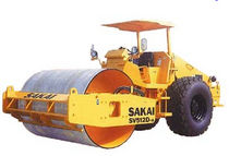 single drum compactor max. 13 000 kg (28 660 lbs) | SV512 series SAKAI HEAVY INDUSTRIES