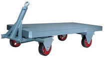 single front swiveling axle trailer 4 500 - 10 000 lb | FWST series Vestil Manufacturing