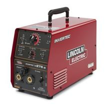 single-phase and three-phase DC TIG/MMA welder 5 - 275 A | Invertec® V275-S Lincoln Electric