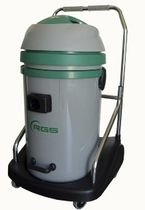 single-phase compact industrial wet and dry vacuum cleaner 76 l, 3.3 kW | WIND73R R.G.S.IMPIANTI