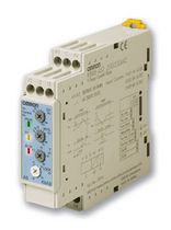 single phase current measuring and monitoring relay K8AB-AS OMRON Electronics