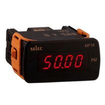 single phase digital frequency meter MF16 SELEC Controls Pvt. Ltd.