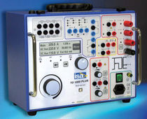 single-phase relay test system 250 A, 250 V AC | TD 1000 Plus ISA