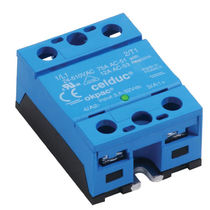 single-phase solid state relay 24 - 690 VAC, 35 - 125 A | S07 series celduc relais