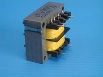 single phase transformer with pin connections for PCBs 1 - 26 VA, 6 - 48 V c2ei