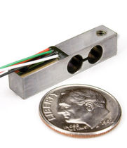 single point load cell 2 - 12 lb | S215 Strain Measurement Devices