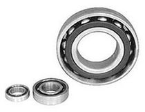 single row angular contact ball bearing ID: 10 - 160 mm, OD: 26 - 240 mm EBI Bearings