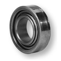 "single row ball bearing ID 0.2"" - 2"", OD 0.68"" - 3.375"", max. 1200 rpm 