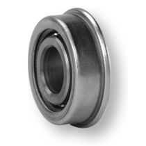"single row ball bearing ID 0.25"" - 1"", OD 0.687"" - 2"", max. 1200 rpm 