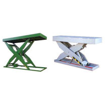 single scissor lift table 500 - 3 000 kg, 600 - 1 600 mm | EL series Power-Lifts Limited