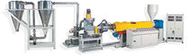 single screw compounding extruder  M. Plast (India) Limited