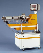 single screw extruder for rubber and ceramic 10 D - 12 D | E xx G, E 40 k series DR. COLLIN