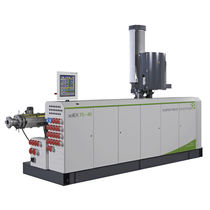 single screw extruder for HDPE/PP pipe extrusion max. 2 200 kg/h | solEX battenfeld-cincinnati USA