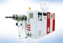 single screw extruder for HDPE/PP pipe extrusion  HMG Extrusions GmbH