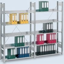 single sided archive shelving max. 850 kg | ORION PLUS Hofe Regalsysteme