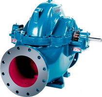 single-stage double suction centrifugal pump 14,762 m3/h, 200 psig | 3420 series Goulds Pumps