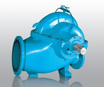 single-stage double suction centrifugal pump 22 - 3 000 l/s, 10 - 140 m MZT PUMPI AD