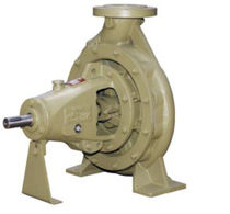 single-stage end suction centrifugal pump max. 150 l/s, max. 1 600 kPa | Streamline series Ebsray