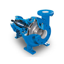 single-stage end suction centrifugal pump max. 4200 gpm, max. 300 °F (149 °C) | Model 3801/3804  Aurora Pump