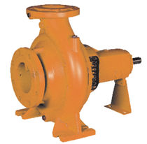 single-stage end suction centrifugal pump max. 1 700 m3/h, IN 24255, EN 733 Layne Bowler