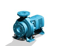 single-stage end suction centrifugal pump max. 2 500 m³/h, max. 160 m | OH1 MZT PUMPI AD