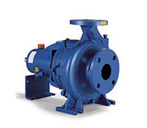single-stage end suction centrifugal pump max. 4800 gpm (303 l/s) | VG series GORMAN-RUPP INT. CO.