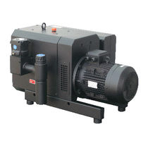 single-stage rotary vane vacuum pump max. 600 m&sup3;/h | EVC series Eurovacuum B.V.