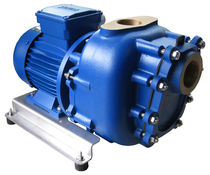single-stage self-priming centrifugal pump max. 95 m³/h, max. 80 m | SAP series Strobl Pumpen GmbH & Co. KG