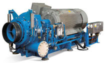 single-stage turbo-compressor max. 5 bar, max. 50 m³/h Howden BC Compressors