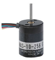 single turn absolute rotary encoder 13 mm, 256 ppr | MAS10-256G CUI Inc