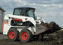 skid steer loader 5 235 lb | S130  BOBCAT