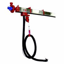 sliding extraction system for vehicle exhaust gas ø 75 - 150 mm | EC, CA series AERSERVICE