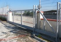 sliding gate  KOSEDAG MESH WIRE FENCE